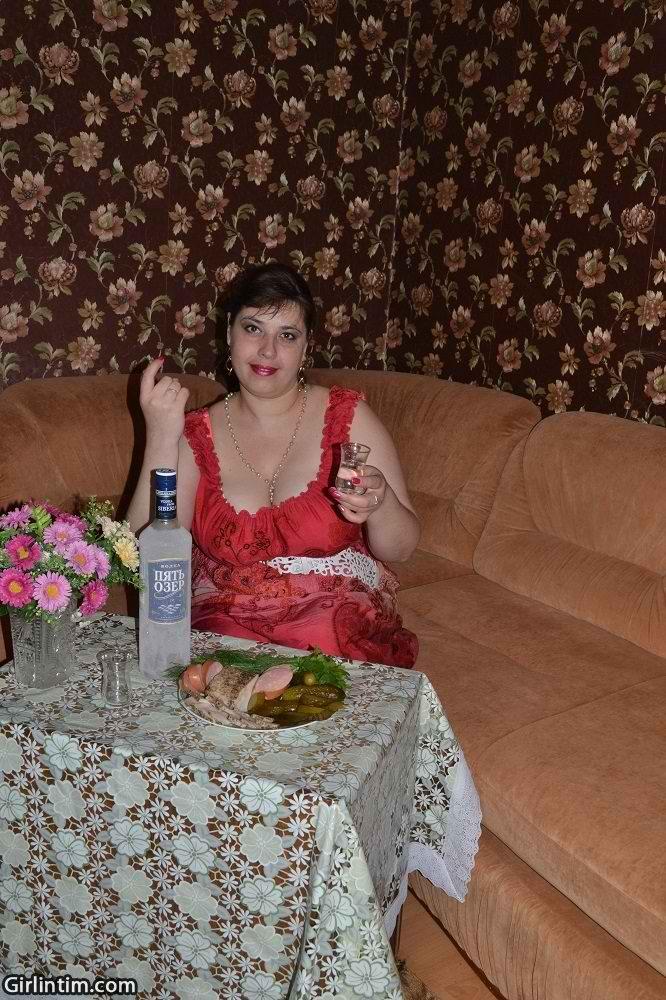 Бывшая девушка приглашает в гости